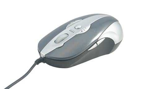 PC Gadgets - The 11 Button Multimedia Mouse