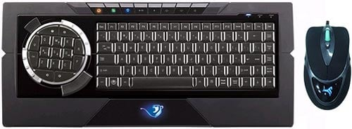Geeky Gaming - The BTC 9051H Cheetah Pro Gaming Keyboard and Mouse