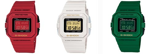 Geeky Watches - The Casio G-Shock G500C