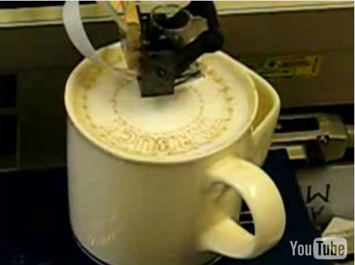 Cool Mods - The Coffee Printer