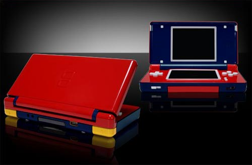 Pimp your Nintendo DS Lite with Colorware