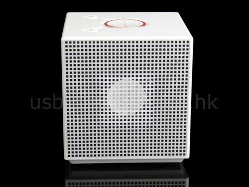 Geeky Gadgets - The Cube MP3 Alarm Clock