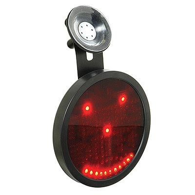Fun Gadgets - The Drivemocion LED Car Message Sign