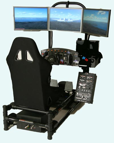 Geeky Gaming - The Ultimate Flight Simulator