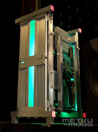 Cool Mods - The Giant Heatsink PC Case