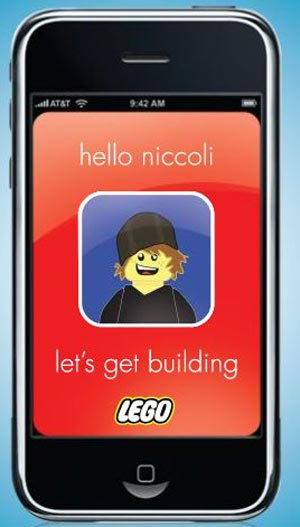 Cool iPhone Apps – Lego Coming to an iPhone near you – Lego Touch