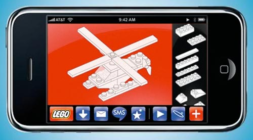 Lego Touch