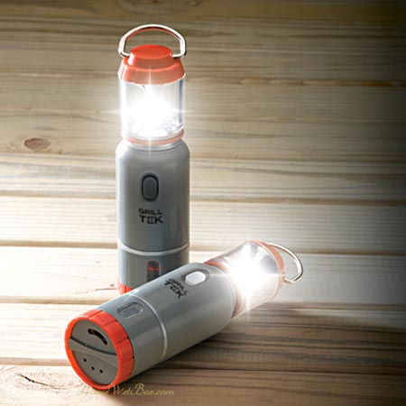 Fun Gadgets - The Mini Lantern Salt and Pepper Shakers