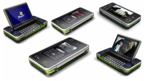 Hybrid Dual Portable Computer runs dual Linux and XP - The MIU HDPC