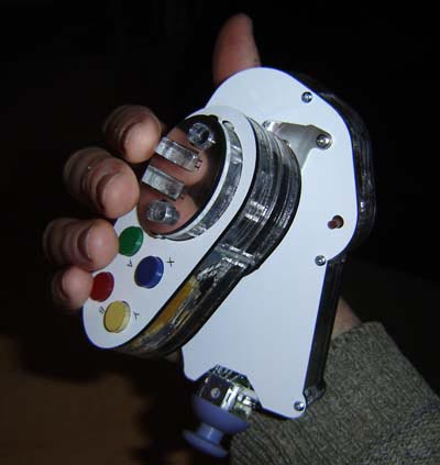 Cool Mods - The One Handed Xbox 360 Controller Protoype from Ben Heck