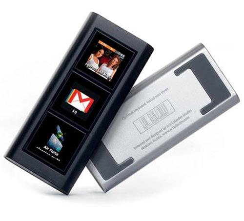 Cool Gadgets - Art Lebedev Optimus Mini 3 Keypad