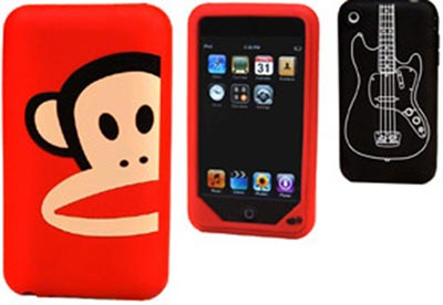 Geeky Accessories – The Paul Frank iPhone and iPod Touch Cases