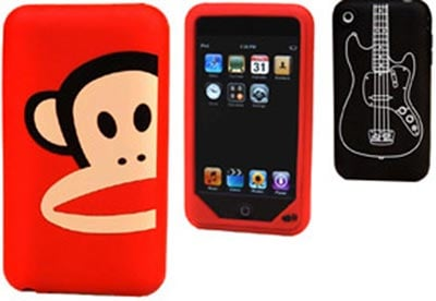 Geeky Accessories - The Paul Frank iPhone and iPod Touch Cases
