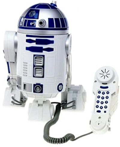 Geeky Gadgets - The R2D2 Telephone