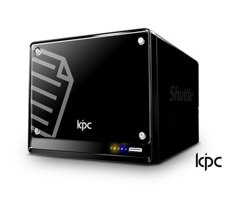 Shuttle's Linux KPC desktop gets reviewed