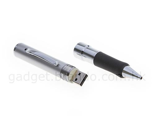 spy recorder pen