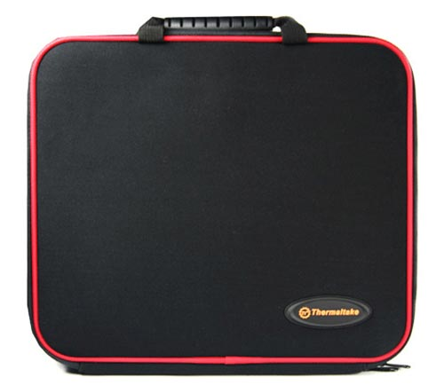 Laptop Accessories – Keep your Lap Cool with the Thermaltake iXoft Laptop Bag