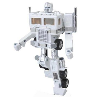 iPod Accessories - The Transformers iPod Dock