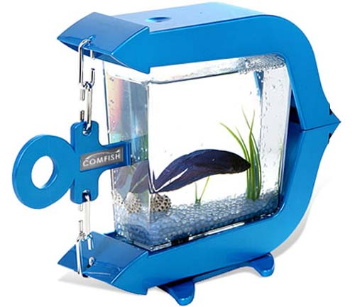 fun gadgets the usb mini aquarium. Black Bedroom Furniture Sets. Home Design Ideas