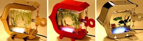USB Mini Aquarium