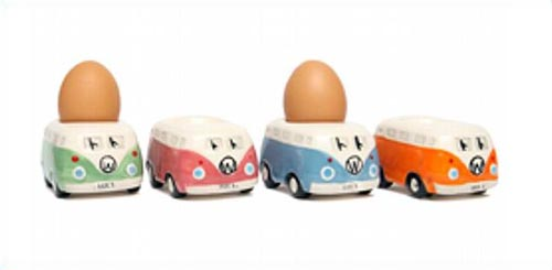 VW Camper Van Egg Cups