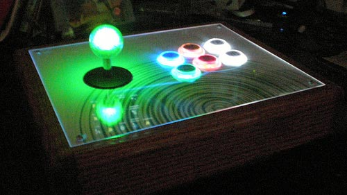 Cool Mods - The Homemade Retro Xbox 360 Controller