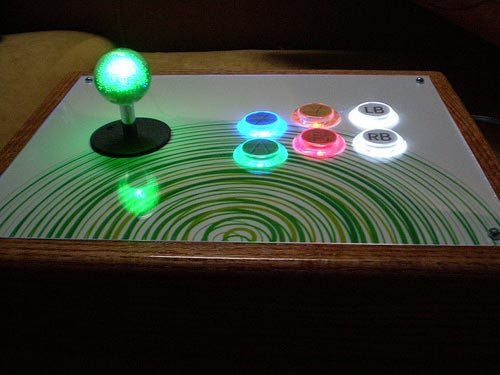 Homemade Retro Xbox 360 Controller
