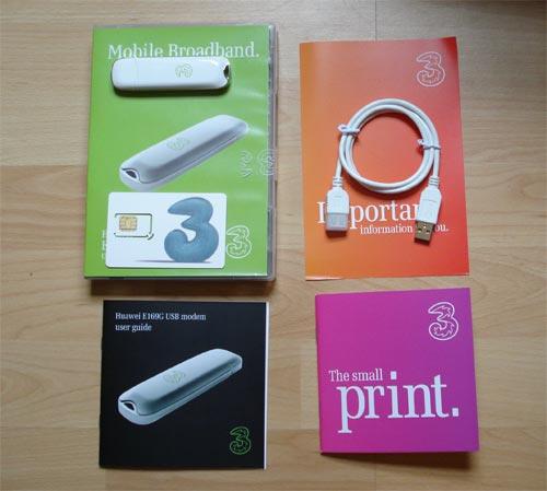 3 mobile broadband
