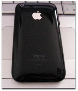 Pictures – Apple's new 3G iPhone