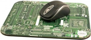 Geeky Gadgets – The Circuit Board Mouse Pad