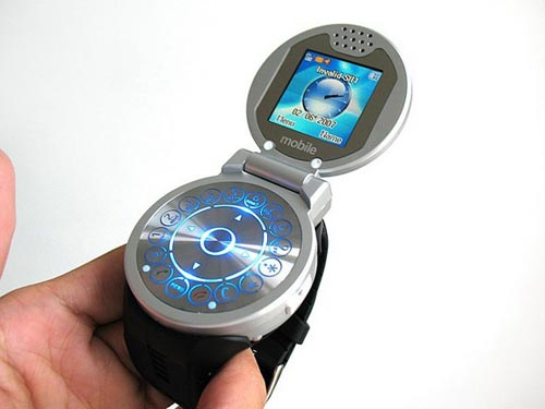 Cool Gadgets The G108 Watch Phone