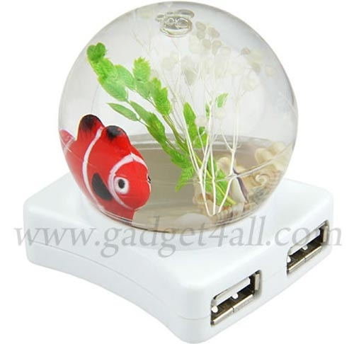 fishbowl usb hub