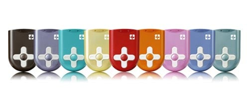 floral titi mp3 player