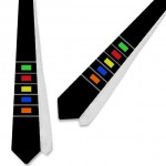 Geeky Clothes – Guitar Hero Necktie
