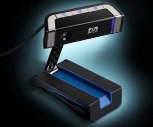 HP Elite 3 Megapixel Stereo Webcam