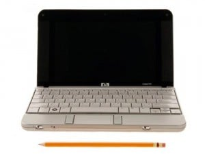 HP launches The Linux Powered Mini Note Micro Notebook