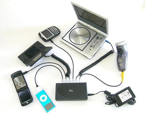 ionhub universal charger