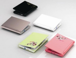 Another Asus Eee Competitor – The Van Der Led Jisus Notebook