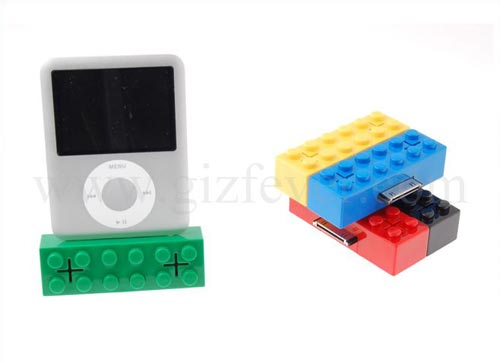 lego ipod dock speaker