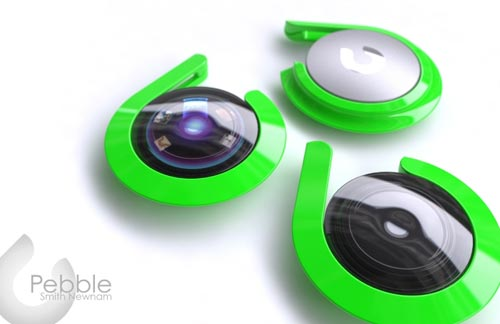pebble mp3 player