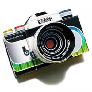 Retro Gadgets – The Hole-On EX 35mm pinhole camera