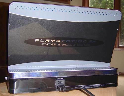 ps3 laptop mod