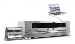 Useful Gadgets – The USB Cassette Tape to MP3 Converter