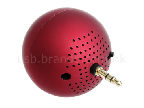 usb mini ball speaker
