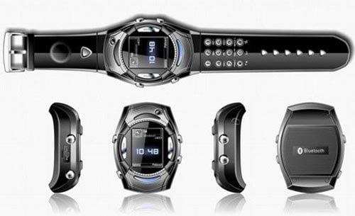 van der led wm2 watch phone
