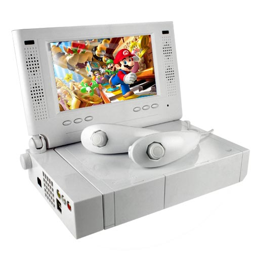 wii lcd screen