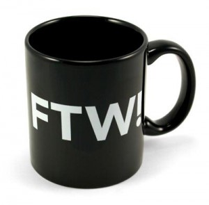 Totally Geeky – The FTW Mug