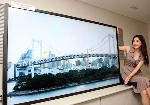 samsung 39 s new 82 inch lcd tv. Black Bedroom Furniture Sets. Home Design Ideas