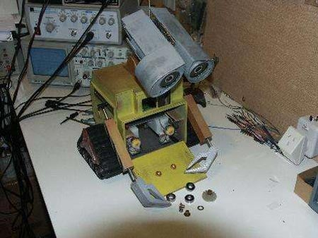 disney wall E-Robot