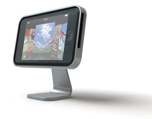 iCooly ipod touch stand
